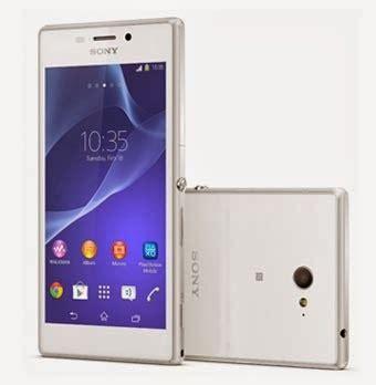 Hp Sony M2 Aqua Dan Spesifikasinya specs sony xperia m2 dual sim