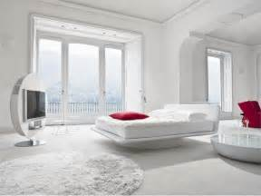 luxury white bedroom tv rug olpos design