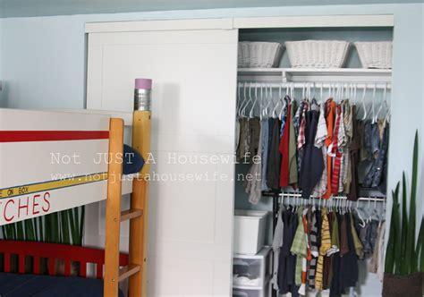 wardrobe room closet organization stacy risenmay