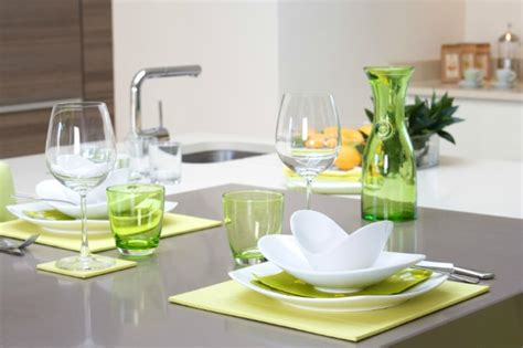 green decorations for home kitchen accessories in green rumah minimalis