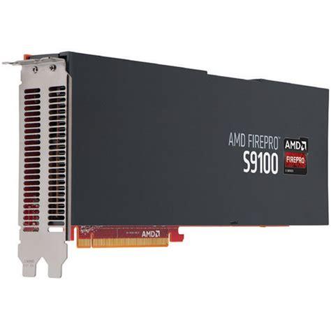 Amd Firepro Server Gpu 12gb S9100 amd firepro s9100 server graphics card 100 505885 b h photo