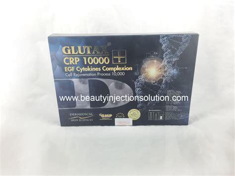 Glutax Crp 10000 zone