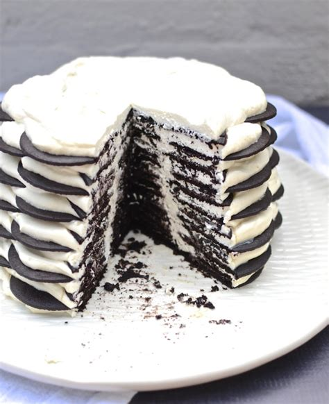 magnolia icebox cake famous wafer chocolate ice cream cake recipe dishmaps
