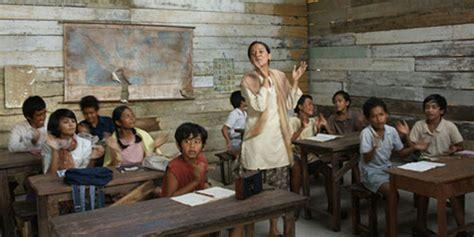 film laskar pelangi indonesia ulangi sukses laskar pelangi bangka dan belitung