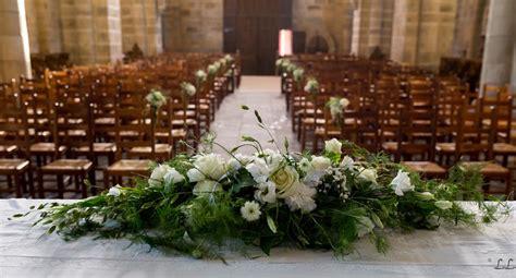 Decoration Mariage Eglise by Composition Florale Mariage Eglise