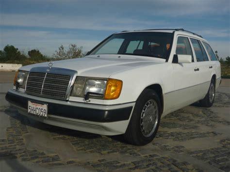 how petrol cars work 1992 mercedes benz 300te 1992 mercedes benz 300te wagon 4 door 3 0l one owner california car immaculate for sale