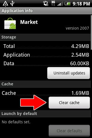 how to clear cache on android how to clean cache on android