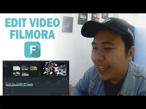 Tutorial Filmora Indonesia | tutorial wondershare filmora bahasa indonesia youtube