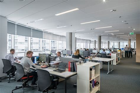 engineering buro burohappold unveils its new healthy office in warsaw