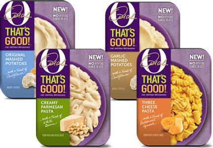 oprah winfrey soup kraft heinz oprah debut refrigerated soups and sides line