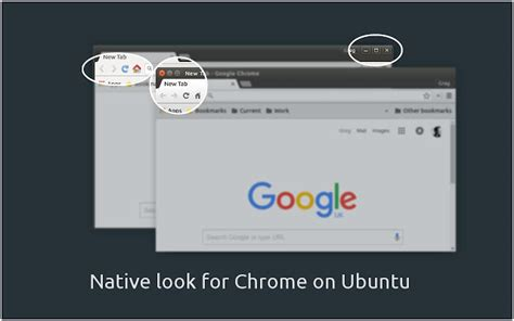 google chrome themes for ubuntu chrome ubuntu theme chrome web store