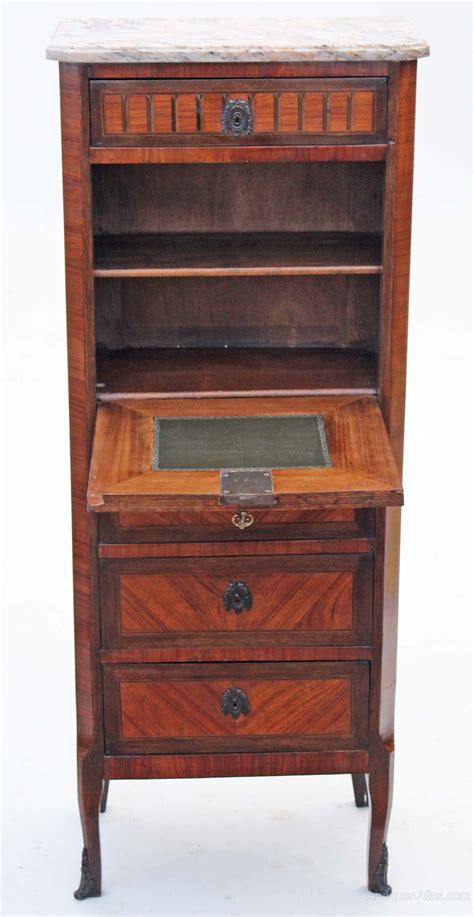 chest of drawers desk walnut abbatant secretaire desk chest of drawers