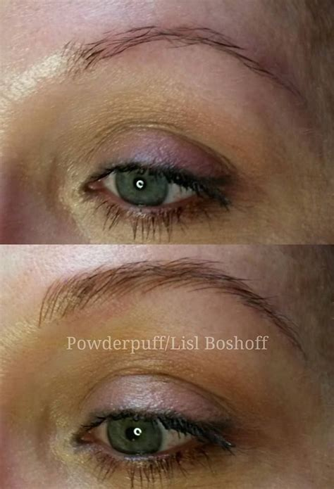 eyeliner tattoo yes or no ultra natural microblade eyebrow tattoo by lislboshoff