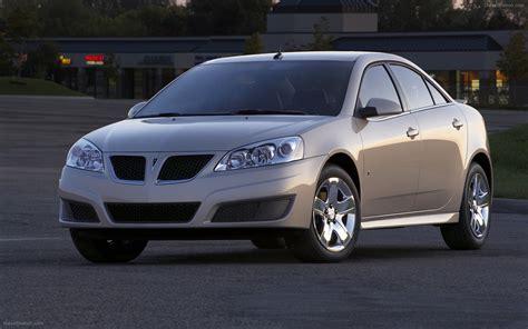 A Pontiac G6 by Pontiac G6 Sedan 2009 Widescreen Car Wallpapers 02