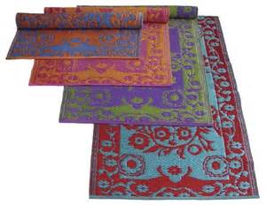 color outdoor plastic rugs