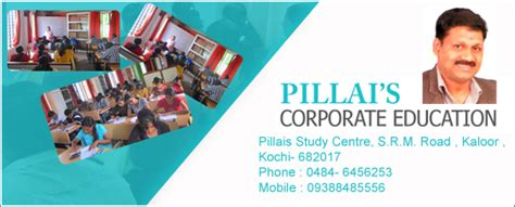 Educational Consultants In Kerala For Mba by Pillais Corporate Education Educational Consultants