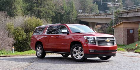 Gmc Chevrolet by Gmc And Chevrolet Size Suvs Drive