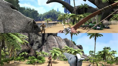 ark survival spray painted xbox one ark survival evolved xbox one getting two player local