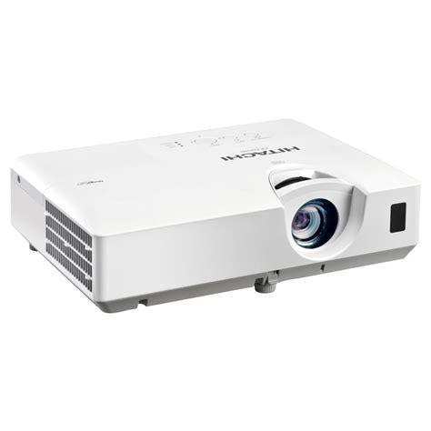 Hitachi Cp Ed27x Projector hitachi cp ex251n 2700 lumen xga 3lcd projector cp ex251n b h