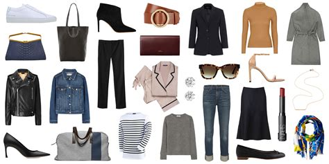 Wardrobe Essentials by 30 Fashion Staples To By 30 Wardrobe Essentials To