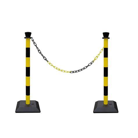 cadenas para quimicos postes de se 241 alizaci 243 n y restricci 243 n de paso con cadenas
