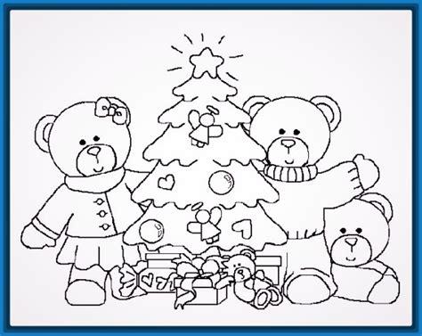 arboles de navidad para calcar dibujos para imprimir arboles de navidad archivos
