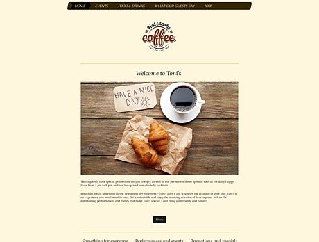 1and1 templates 1and1 restaurants template 2062 26 7037 en us 1and1 theme