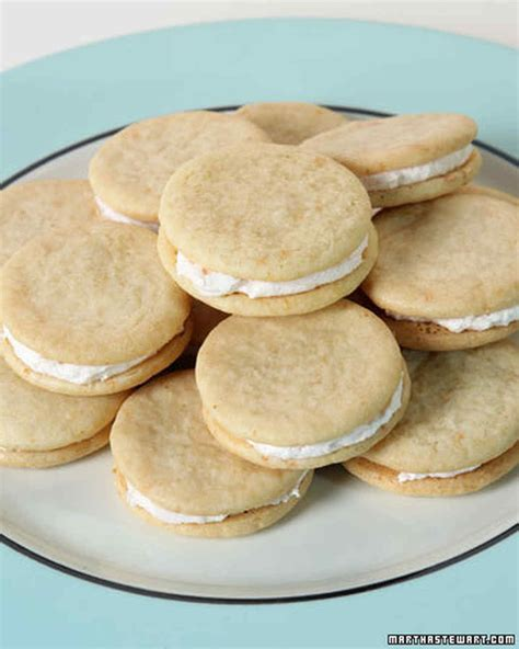 martha stewart cookies best sandwich cookie recipes martha stewart