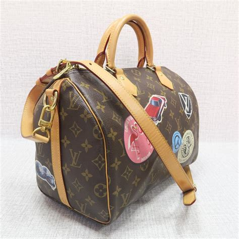 Lv Bandouliere World Tour louis vuitton speedy world tour bandouliere 30 brown b