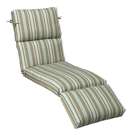 home decorators patio cushions home decorators collection sunbrella cilantro stripe outdoor chaise lounge cushion 1573610620