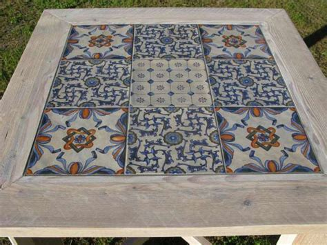 mesa de azulejos mesas de azulejos dise 241 os arquitect 243 nicos mimasku