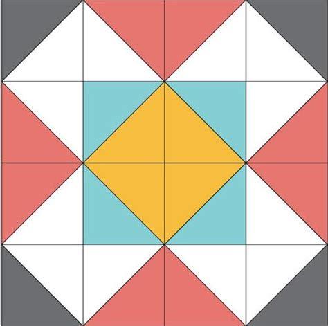 Windmill Quilt Block Pattern by Windmill Block Pattern Favequilts