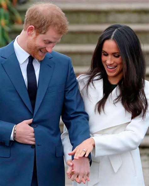 Meghan Markle and Prince Harry engagement shoot secrets
