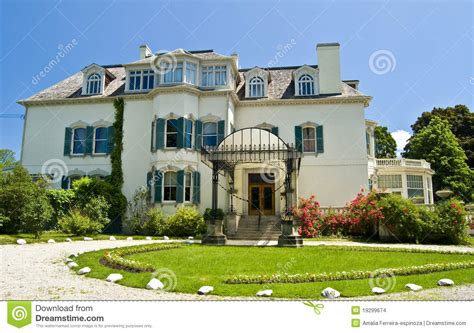 where is the rushmead historic house spadina museum historic house gardens stock images