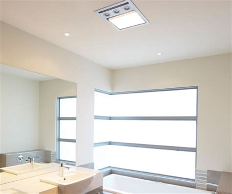 Bathroom Heat And Light Unit Ixl Tastic Neo Lights The Way Architecture Design