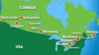 map of canada airports canadian traffic up 30 in last four years zoom s closure