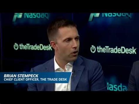 the trade desk ipo the bell the trade desk s major performance on ipo