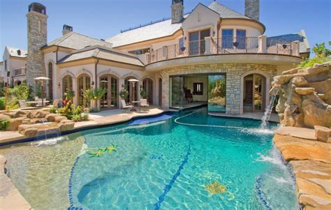 luxury home plans with pools 47 pool designs ideas design trends premium psd