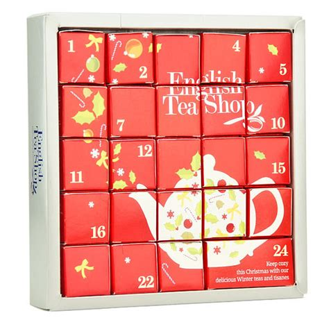 Tea Shop Calendrier Avent Calendrier De L Avent Une S 233 Lection Originale And Us