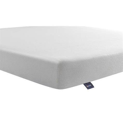 Buy Used Mattress by Buy Silentnight Take Home Now Single Foam Mattress At