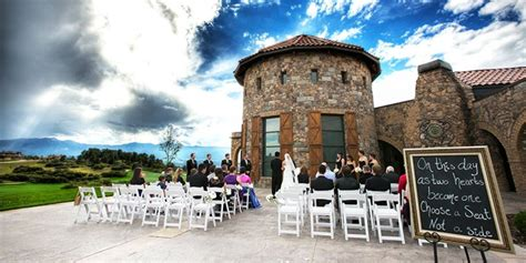 Wedding Venues Colorado Springs by The Club At Flying Weddings Get Prices For Wedding