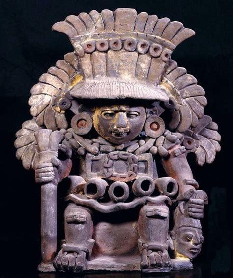 Imagenes De Niños Zapotecos | urna del dios iha mahu cultura zapoteca monte alban