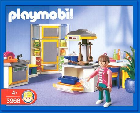 küche collectibles neu playmobil 3968 einbauk 195 188 che k 195 188 che modern kitchenbnisb