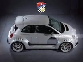 Fiat 500 Giannini Giannini 350 Gp Anniversario La Fiat 500 Da 350 Cv
