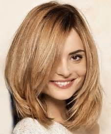 Pictures Medium Long Hairstyles Choppy Layered Bob » Home Design 2017