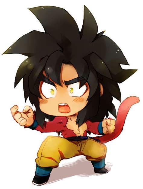 imagenes de goku kawai dbz goku level 4 dragon ball z pinterest sons goku