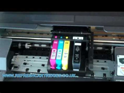 reset hp deskjet 2540 series how to fix a hp printer not printing black ink and