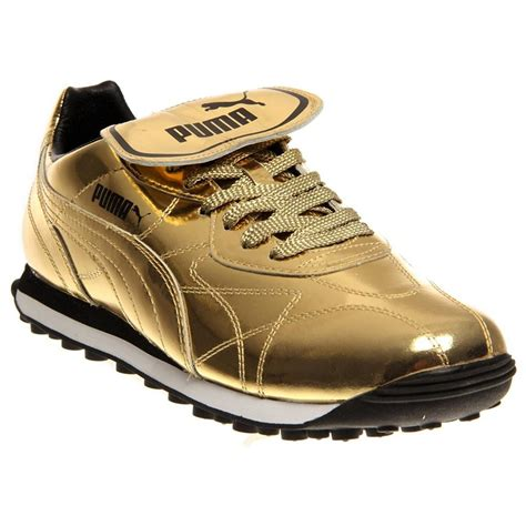 mens gold sneakers select metallic gold black s avanti x 24k gold