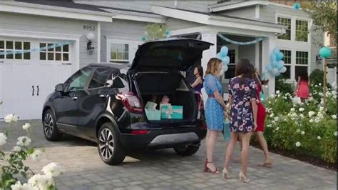 buick envision commercial with baby