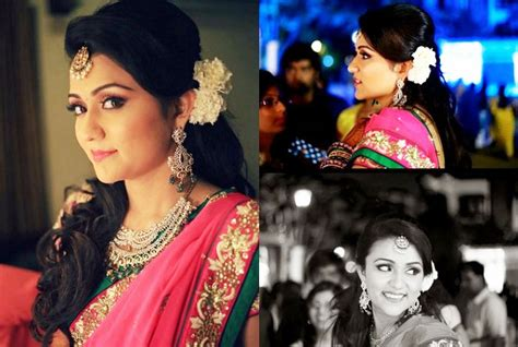 indian wedding hairstyles  brides